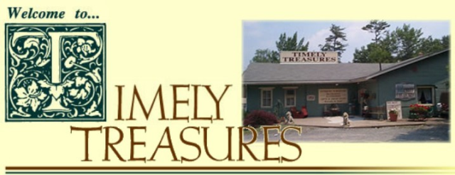 Timley Treasures Hawley Pa Antiques 570 226 2838