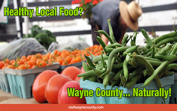 Healthy Local Food?, Wayne County Naturally