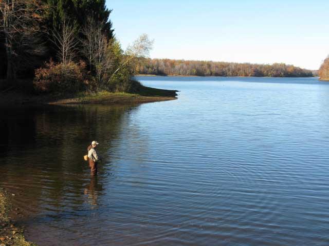 Photo gallery for Lake wallenpaupack fishing