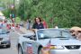 Pennsylvania State Senator Lisa J. Baker in the Hawley parade