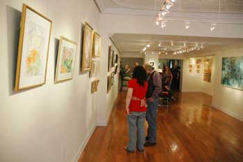 hanson art gallery and decorium in honesdale pennsylvania